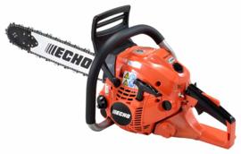 Echo CS501SX 50cc kettingzaag met gratis 2 kettingen en 2l olie