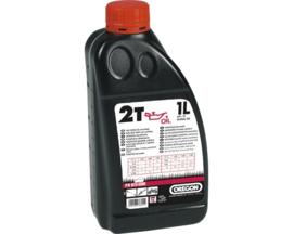 Oregon 2-takt olie | voor het mengen van 50L benzine | 1liter flacon | art. nr. O10-6366