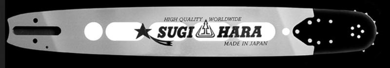 Sugi-Hara massief light  zaagblad 40cm 1.6mm .325 67  ST2U-3J40-A past op Stihl