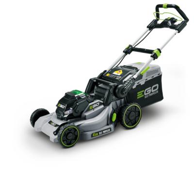 EGO LM1903-SP zelfrijdende grasmaaier 47cm met snellader en 5.0Ah accu