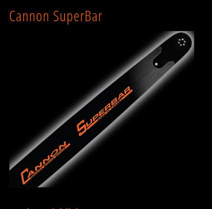 Cannon Zaagblad Superbar  90cm Artnr: CSB-S2-36-50-H  1.6mm | .404 | 111 schakels |  passend op Stihl