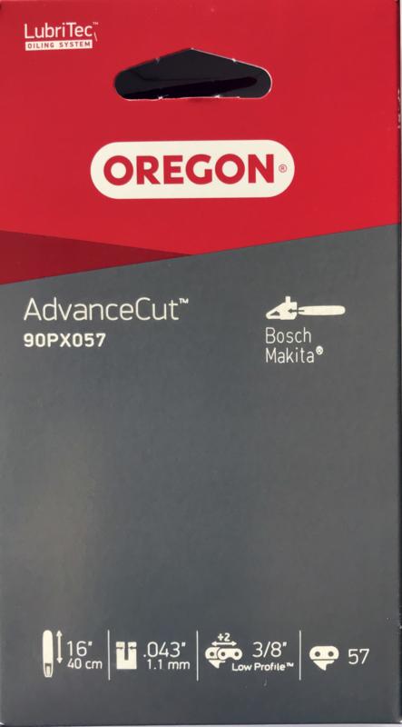 "Oregon zaagketting 1.1mm 3/8"" 50 aandrijfschakels 90PX050E"