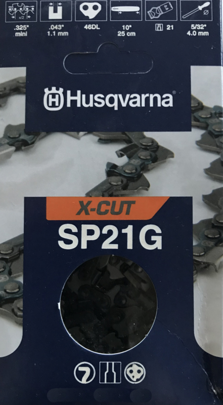 Husqvarna X-CUT SP21G 1.1mm .325 46DL