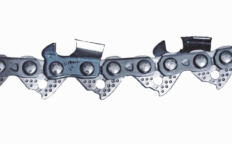 Stihl zaagketting Picco Micro 3   1.3mm   3/8P   35cm   52 schakels   Artikelnummer 3636 000 0052