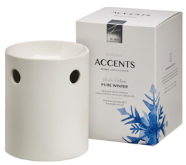 Bolsius Accents Waxmelts Giftset Pure Winter