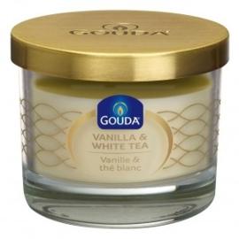 Gouda Geurglas Ivoor / Vanilla & white tea 66/88 mm