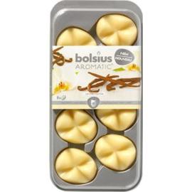 Bolsius Creations - Geurchips (waxmelts) Vanille 8 stuks