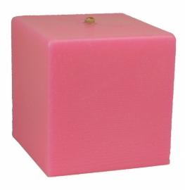 Bigfoot® kaars 1.6 kg knal roze
