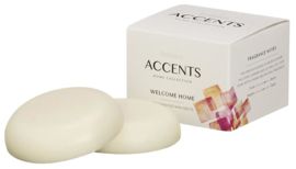 Bolsius Accents waxmelts Welcome Home 3 geurchips