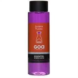 GOA Geurolie voor geurbrander Jasmijn Ylang 250 ml.