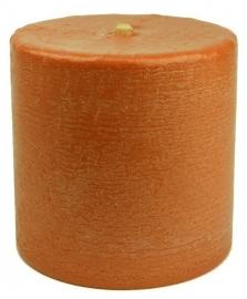 Bigfoot® kaars 1.3 kg marmer rood-bruin