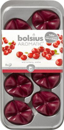 Bolsius Creations - Geurchips (waxmelts) Wild Cranberry  8 stuks