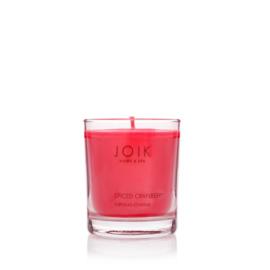 Joik - Geurkaars Soywax Spiced Cranberry  145 gram.