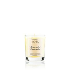 Joik - Geurkaars Soywax Lemon Sorbet 145 gram.