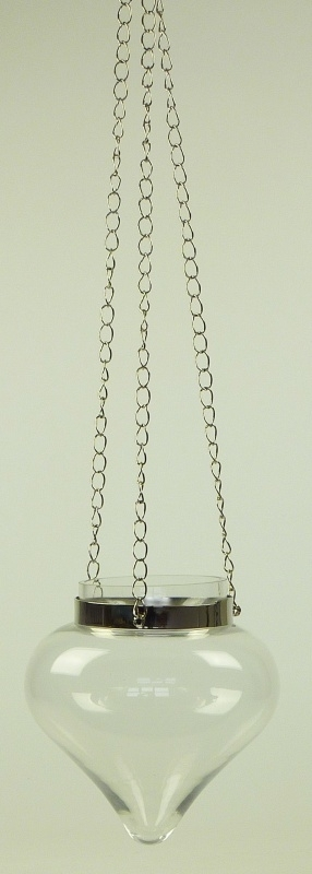 Hangkegel glas klein