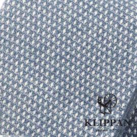 Blauw plaid Klippan Knut Smokey blue