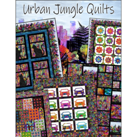 Quiltpatronen - Urban Jungle Quilts