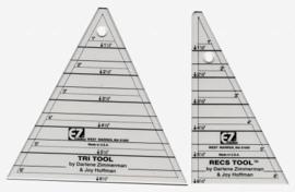 Linialen set - Tri/Recs tool