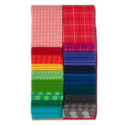 Jelly Roll  Contempo - Warp & Weft