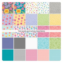 10 x 10 Pack Contempo - Full Bloom