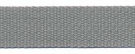 Tassenband 20 mm licht grijs