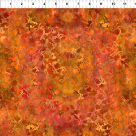 Rainbow of Jewels Field Orange  - 7RJ1