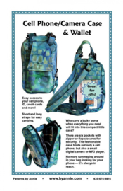 Cell Phone / Camera Case & Wallet  - PBA192