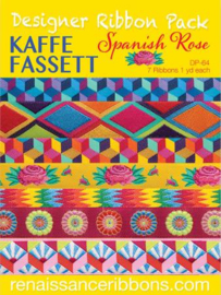 Kaffe Fassett Spanish Rose - Ribbon Pack