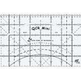 QCR mini Ruler / liniaal