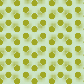 Medium Dots Green - 130011