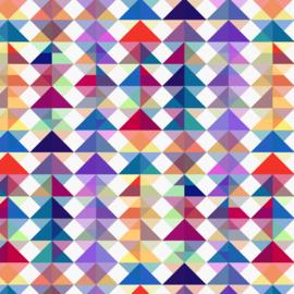 Prism Kaleidoscope White - 52525D1