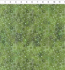 Seasons Lace Green - 9SEA3