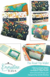 Emmaline Bags - The Road Trip Wallet
