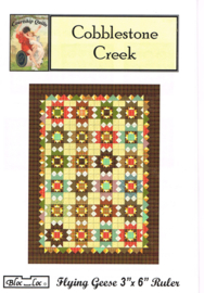 Quiltpatroon - Cobblestone Creek for Bloc-Loc
