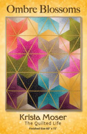 Patroon - Ombre Blossoms by Krista Moser