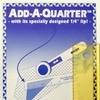 Liniaal Add-A-Quarter  - small