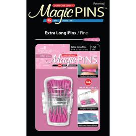 Magic Pins (spelden) Extra Long - Fine (100 stuks)