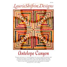 Quiltpatroon - Antelope Canyon