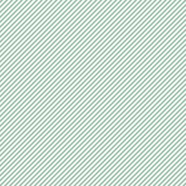 Cora Diagonal Strip Aqua - 52364/2