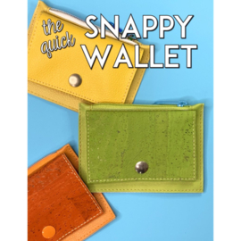 The Quick Snappy Wallet by Sassefras Lane