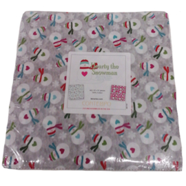Contempo 10 x 10 Pack  - Hearty the Snowman