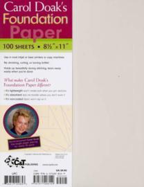 Foundation Paper