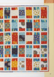 Boek  - First time quiltmaking