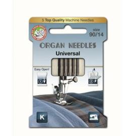 Organ - naaimachine naalden (diverse maten)