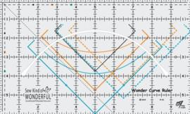 Wonder Curve Ruler / liniaal