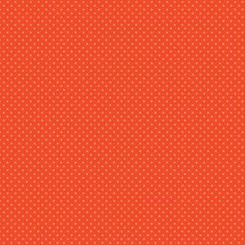 Spot Yellow on Orange  - 830/NY