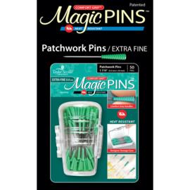 Magic Pins Patchwork (spelden)  -  Extra fine (50 stuks)
