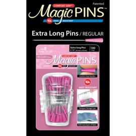Magic Pins (spelden) Extra Long - (100 stuks)