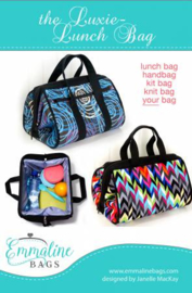 Emmaline Bags - The Luxie Lunch Bag