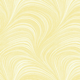 Wave Texture Lemon  - 2966/03